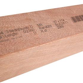 Kortho-GraphicJet-HR-inkjet-printen-op-houten-balk-S