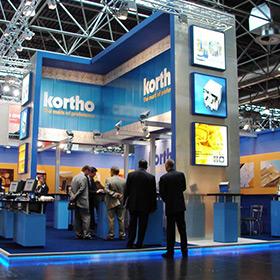 Kortho-op-Interpack-2008