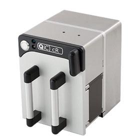 QIC 53c – Thermodrucker bzw Thermotransferdrucker für kontinuierliche Folienkennzeichnung. Von Kortho Kennzeichnungssysteme - Paderborn - Deutschland